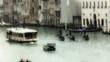 Venecia, Gran Canal con vaporettos y gondolas