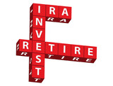 IRA, Invest and Retire poster