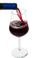Calice di Vino Rosso Pregiato