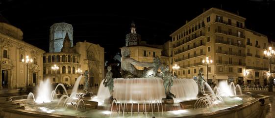Plaza de la Virgen (Valencia)