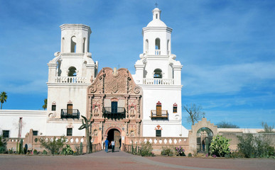 Old Spanish Mission
