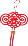 Chinese decorative knot