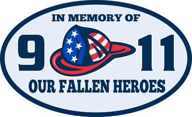 9-11 fireman firefighter american flag our fallen heroes