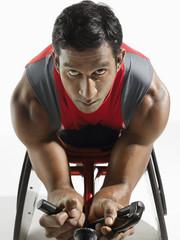 Paraplegic cycler