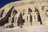 Temple of Ramesses II at Abu Simbel