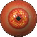 Red eyeball