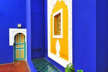 Marrakech - particolare di casa