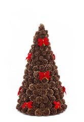 christmas decoration (szyszkowa choinka)