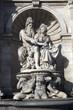 Vienna Austria Old statue