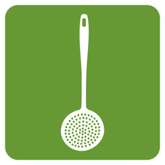 kitchen skimmer icon