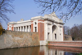The Menin Gate Memorial in Belgium