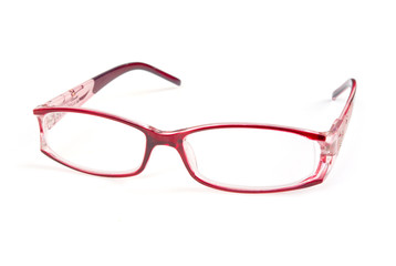 Modern female glasses