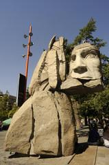 Plaza de Armas - Santiago de Chile