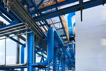 Air-separating factory