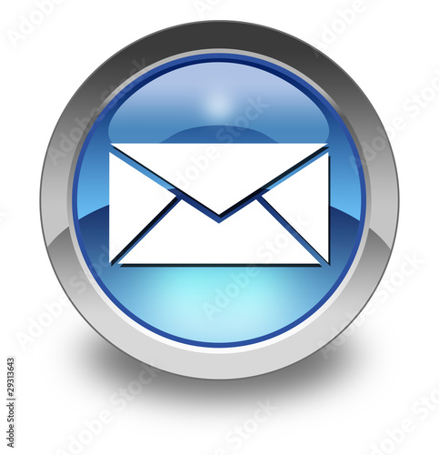 "Glossy Pictogram ""E-Mail"""