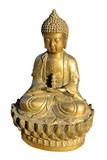 buddhism bodhisattva statues poster