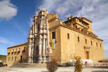 Castillo Santuario de Caravaca de la Cruz