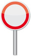 Durchfahrt verboten