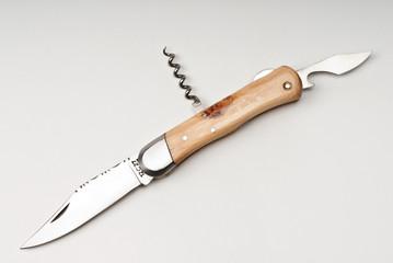 couteau trois pièces