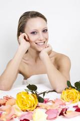 Women Smile-wellness