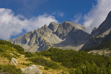 Kamenitza peak, Pirin mountain, Bulgaria