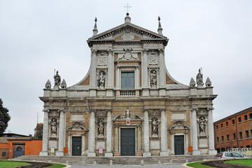 Italy  Ravenna  St Maria in Porto basilica