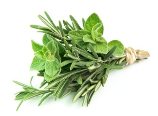 Rosemary and oregano
