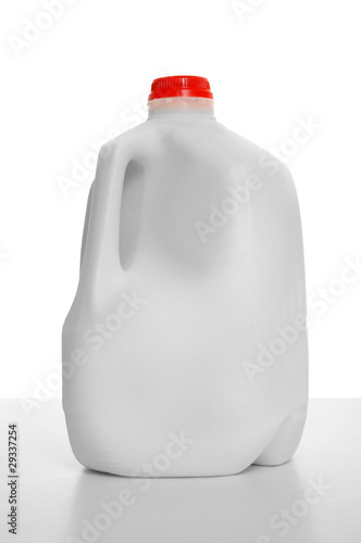 Leinwandbild Motiv Milk Carton