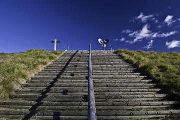 Stair in japan