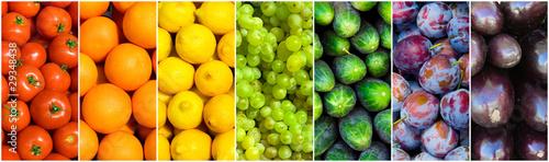 fruit rainbow © Viktar Malyshchyts
