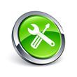 icône bouton internet réparation
