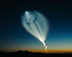 "The launch of ""Soyuz"""