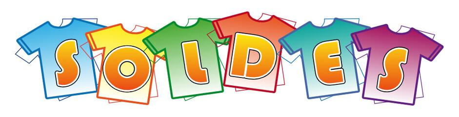 Soldes promotions remises prix vente commerce promo shirt