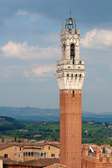 """Torre del Mangia"" tower"
