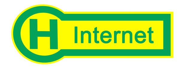 bus stop internet