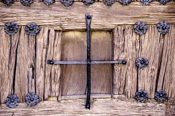 ventana en puerta