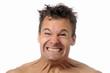Ligament neck strain