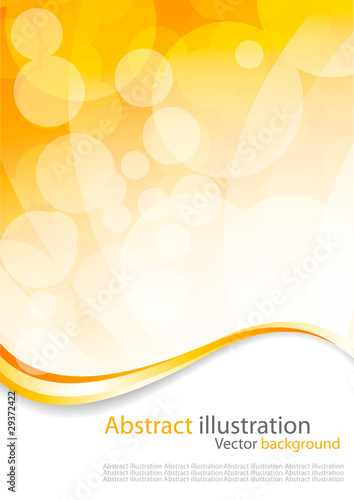 Streszczenie kolorowy koła wektor wzór