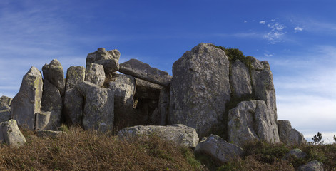 Ancient Megalith ruins
