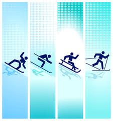 4x Wintersport