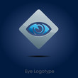 Logo eye, vision # Vector