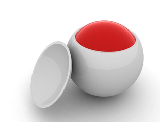 ball hollow  logo