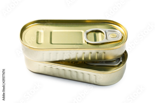 tin can of sardines