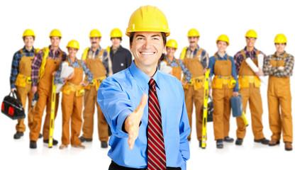 Industrial contractors