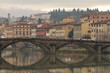 mist over Florence