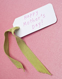 Happy Mother's Day Gift Tag