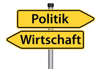 Politik oder Wirtschaft
