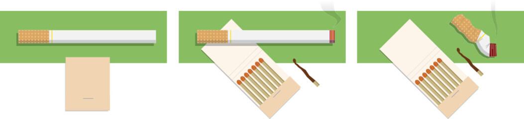 Sigaretta sigarette fumo