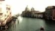 Reflejos en La Salute, Venecia.