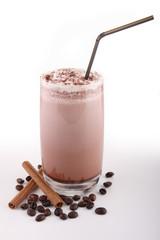 chocolat chaud ou cappuccino